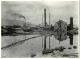 Southwest Lumber Company mill pond, Lincoln National Forest near Alamogordo, New Mexico